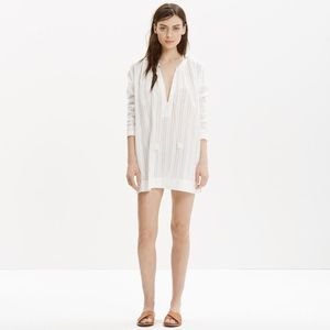 Madewell Tahoe cover-up tunic dress